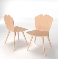 Krzesło X wood - zdjęcie 9