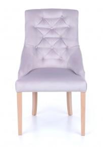 Krzesło Sisi 3 z pinezkami i kołatką - zdjęcie 23