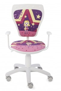 Krzesło Ministyle White SuperStar - 24h