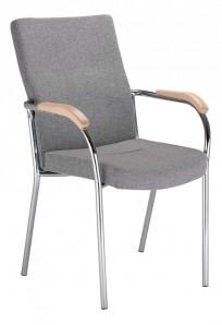 Krzesło Loco II wood arm