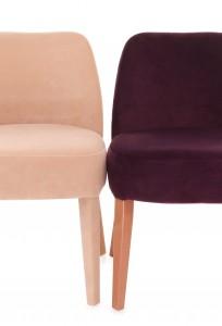 Krzesło Chelsea Wood - zdjęcie 6