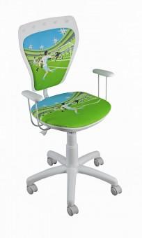 Krzesło Ministyle White LaLiga - 24h - zdjęcie 3