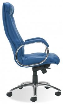 Fotel Elf steel chrome - zdjęcie 3