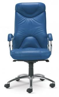 Fotel Elf steel chrome - zdjęcie 4