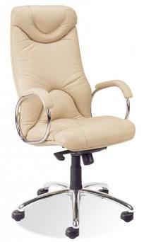 Fotel Elf steel chrome - zdjęcie 5