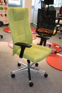 Fotel Invitus R steel - zdjęcie 6