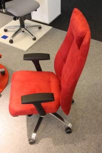 Fotel Invitus R steel - zdjęcie 9