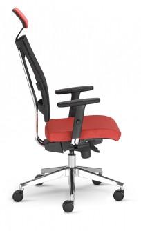Fotel @-Motion R HRU steel - zdjęcie 3
