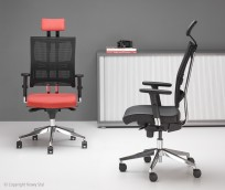 Fotel @-Motion U R HRU steel - zdjęcie 4