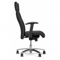 Fotel Neo Lux R steel - zdjęcie 3