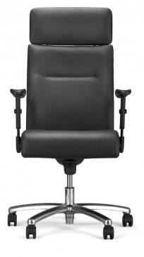 Fotel Neo Lux R steel