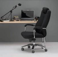 Fotel Sonata 24/7 steel chrome - zdjęcie 4