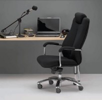 Fotel Sonata lux HRUA steel - zdjęcie 5