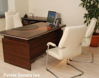 Fotel Sonata lux HRUA steel - zdjęcie 7