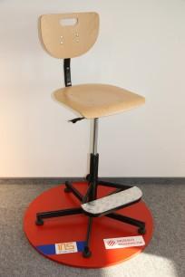 Krzesło Werek steel Foot Base - zdjęcie 4