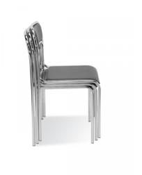 Krzesło Ascona chrome - zdjęcie 3