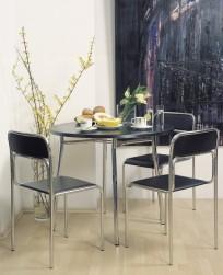 Krzesło Ascona chrome - zdjęcie 4