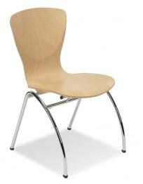 Krzesło Bingo wood - zdjęcie 4
