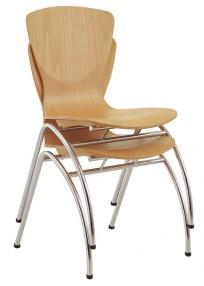 Krzesło Bingo wood - zdjęcie 5
