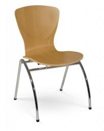 Krzesło Bingo wood - zdjęcie 6