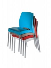 Krzesło El Sol aluminium - 5 dni - zdjęcie 2