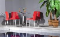 Krzesło El Sol aluminium - 5 dni - zdjęcie 9
