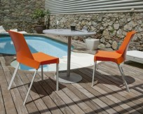 Krzesło El Sol aluminium - 5 dni - zdjęcie 10