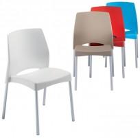 Krzesło El Sol aluminium - 5 dni