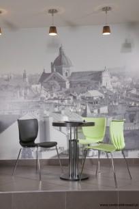 Krzesło Fiuggi chrome - zdjęcie 7