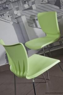 Krzesło Fiuggi chrome - zdjęcie 8