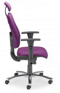 Krzesło Gem HRU R steel - zdjęcie 3