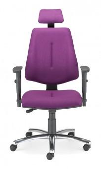 Krzesło Gem HRU R steel - zdjęcie 5