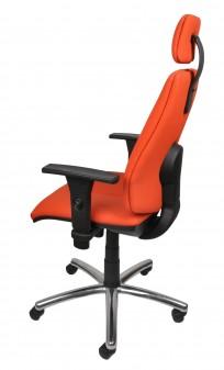 Krzesło Gem HRU R steel - zdjęcie 8