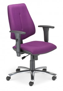Krzesło Gem R steel - zdjęcie 2