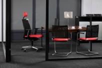 Krzesło Intrata V32 CF CR Arm - zdjęcie 6