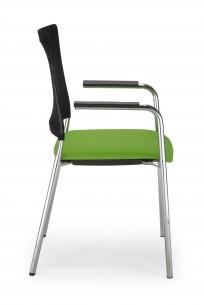 Krzesło Intrata V32 FL CR Arm - zdjęcie 3