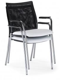 Krzesło Intrata V32 FL CR Arm - zdjęcie 6
