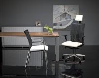 Krzesło Intrata V32 FL CR Arm - zdjęcie 8