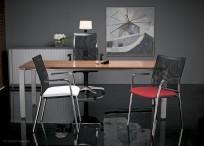 Krzesło Intrata V32 FL CR Arm - zdjęcie 9