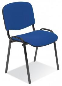 Krzesło Iso black - 24h