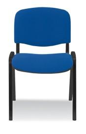 Krzesło Iso black - 24h - zdjęcie 3