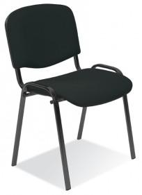 Krzesło Iso black - 24h - zdjęcie 5