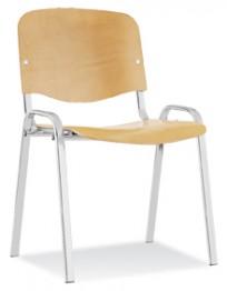 Krzesło Iso wood - zdjęcie 3