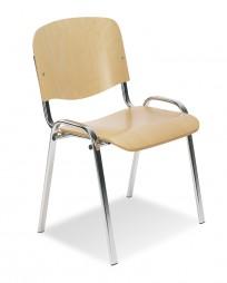 Krzesło Iso wood - zdjęcie 4