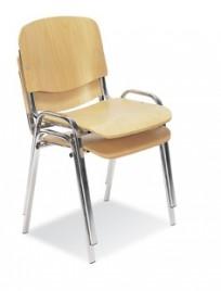 Krzesło Iso wood - zdjęcie 5