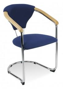Krzesło Kelly chrome