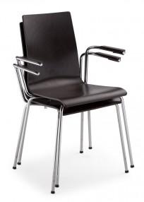Krzesło Latte (Cafe VII) Arm - zdjęcie 3