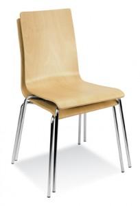 Krzesło Latte (Cafe VII) chrome - 5 dni - zdjęcie 2