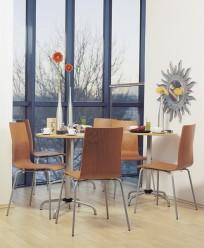 Krzesło Latte (Cafe VII) chrome - 5 dni - zdjęcie 7
