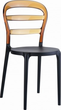 Krzesło Miss Bibi Black - 24h - zdjęcie 4